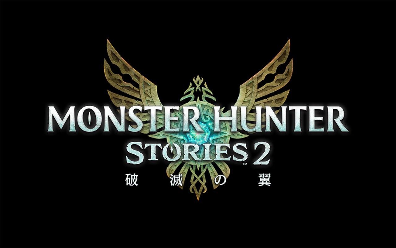 MONSTER HUNTER STORIES 2: 破滅之翼